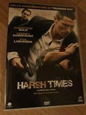 DVD HARSH TIMES - I GIORNI DELL'ODIO