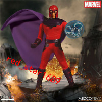 Mezco Toyz 1/12 Scale 77140 Magneto Male Action Figure Model Doll Soldier Toys