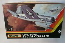 Matchbox 1/48 PK-463 Chance Vought F4U-1A Corsair