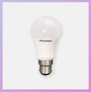 60W Incandescent A60 LED 9W Light Bulbs GLS Lamp Edison Screw Cap B22 Clear Bulb