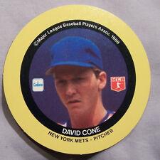 1989 CADACO DISC - DAVID CONE METS