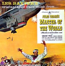 MASTER OF THE WORLD - LES BAXTER - VEE JAY LP