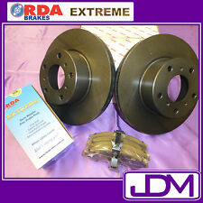 MAZDA BT-50 4WD 2.5, 3.0TD excl highrider 26-12  RDA Front Brakes & EXTREME Pads