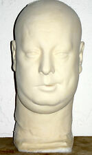 JACKIE GLEASON Latex Head from THE MOVIELAND WAX MUSEUM MOLD!  by Pat Newman!