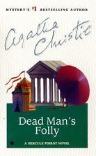 Hercule Poirot: Dead Man's Folly by Agatha Christie (2000, Paperback)