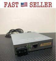 NetLink 10/100/1000BASE-T to 1000Base-SX/LX Ethernet Media Converter - FAST!