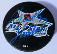 Dominik Hasek Autographed 1999 Tampa Bay NHL All Star Game Signed Puck