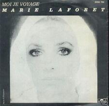 MARIE LAFORET 45 TOURS BELGIQUE MOI JE VOYAGE