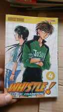 Whistle! Vol.4 - HIGUSHI Daisuke