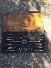A Boxed BSF/BA/whit Tap & Die Set VSCC