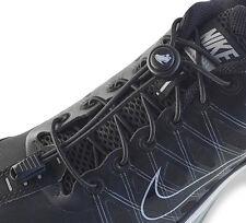 LACENLOCK Elastic No Tie Shoelaces Triathlon Running Kids Sporting Shoe Lock New