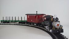 Bachmann G Scale Coal Creek Lumber Co. Big Hauler Train Set with Logs and Track