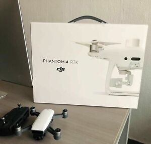 DJI Phantom 4 RTK Quadcopter DRONE ONLY with all box items