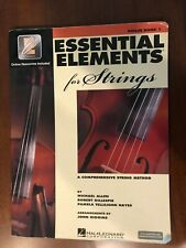 Essential Elements for Strings - Soft Copy