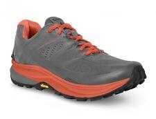 Scarpe donna trail running Topo Athletic ULTRAVENTURE - col.grey/tangerine