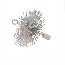 Rohrbürste 150 mm aus Stahldraht Rohr Bürste Besen Reinigung