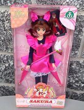 Cardcaptor Sakura barbie size  doll figure with wand stick Sealed NIB