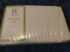 Wamsutta Soft & Easy 250 Thread Count, Twin Sheet Set, San