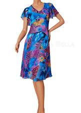 V Neck Short Sleeve Tea Casual Dresses for Women