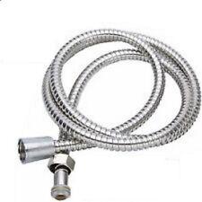 1.5 Meter Stainless Steel Chrome Flexible Bathroom Bath Shower Head Hose Pipe Wa