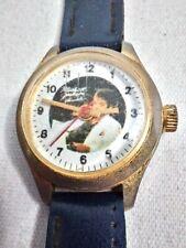 Vintage 80s Michael Jackson Thriller Watch - Concert Tour Memorabilia RARE