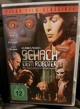 Pidax Film-Klassiker:  SCHACH DEM ROBOTER  - DVD -  uncut