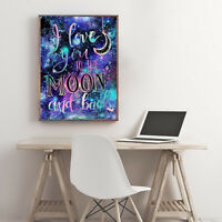 Art Decors Gifts Full Drill 5D Diamond Painting Embroidery Love Letter