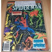 Amazing Spider-Man (1963 1st Series) Annual # 11.....Published 1977 by Marvel