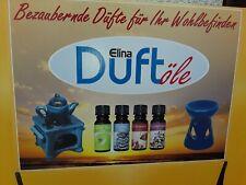 ANGEBOT Duftöl Aromaöl ätherische Öle für Duftöllampen Diffusor 45 Düfte a 10ml