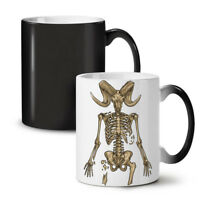 Skeleton Satan Horror NEW Colour Changing Tea Coffee Mug 11 oz | Wellcoda