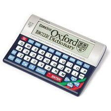 Seiko ER6700 Electronic Concise Oxford Dictionary Thesaurus & Encyclopedia New