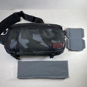 HEX RANGER GLACIER CAMO DSLR SLING V2 - Excellent Condition!