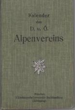 Kalender des Deutschen und Österreichischen Alpenvereins: fur das Jahr 1914. 27.