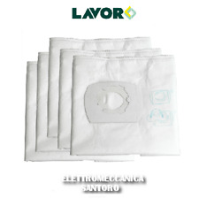 644 10 sacchetti aspirapolvere LAVOR SHOP Vac 20-30l 20-30 L 90661-mehrlagig