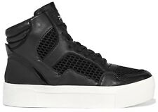 DKNY WOMEN SHOES BOSLEY HIGH-TOP SNEAKERS ATHLETIC BOOTS 23452277