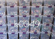 1000 + Lego Pieces Blocks Brick Parts Random Lot Assorted EUC 🏆 Genuine LEGOs
