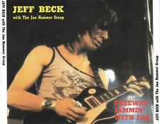 JEFF BECK with THE JAN HAMMER GROUP Freeway Jammin' Live 1976 Japan Import 2 CD