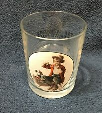 Saturday Evening Post Norman Rockwell Glassware Collection - Bedside Manner