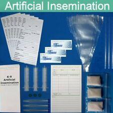 K-9 Artificial Insemination (AI ) Canine Semen Collection Kit Dog Breeding Sm&Lg