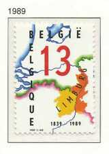 [152916] TB  **/Mnh    - N° 2338, partage du Limbourg entre la Belgique et les P