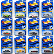 HOT WHEELS 2001 MAINLINE NEW UNOPENED - Pick and choose!! - UPDATED 9/23/20