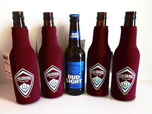 FOUR (4) COLORADO RAPIDS, NEOPRENE, ZIPPER BOTTLE SUITS FROM KOLDER (CLOSEOUT)