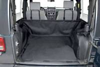 Dirtydog 07-14 Fits Jeep Wrangler JK 2 dr Cargo Liner With Sub Woofer J2CLWS0714