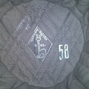 Authentic Soviet ushanka, Russian fur hat + Badge, USSR army soldier winter caps