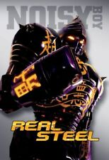 Real Steel Movie Poster 24x36in #06