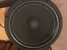 """PAS LX-2800 18"""" SUBWoofer,  SPECIAL PRICING!  WITH RUBBER SURROUND FOR LOW BASS!"""