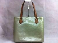 Auth LOUIS VUITTON Vernis Houston Shoulder Tote Bag Patent Leather 5C170240  67341c41ab6a0
