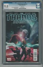The Thanos Imperative #1 CGC 9.8 NM/M Infinity War End Game 8/10 Nova Starlord