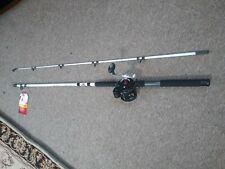 Fishing rod and reel combo baitcaster