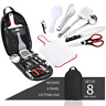 Camping Cooking Utensils Set Kitchenware Cookware Equipment Out/Indoor Gear Kit